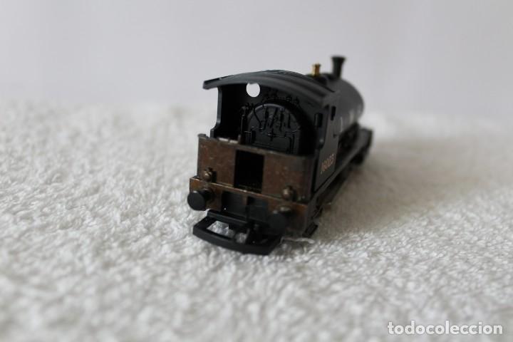 Trenes Escala: HORNBY LOTE MATERIAL TREN (ESCALA HO): LOCOMOTORA, VIAS, VAGON, TRANSFORMADOR ............ - Foto 4 - 132170750