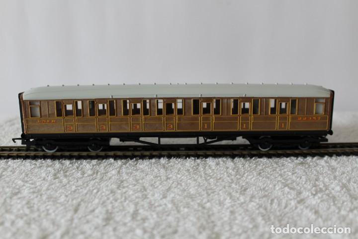 Trenes Escala: HORNBY LOTE MATERIAL TREN (ESCALA HO): LOCOMOTORA, VIAS, VAGON, TRANSFORMADOR ............ - Foto 7 - 132170750