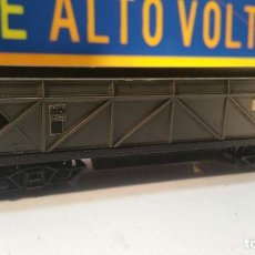 Trenes Escala: VAGON DE TREN DE CARGA HORNBY MECCANO FRANCE. Lote 133100746