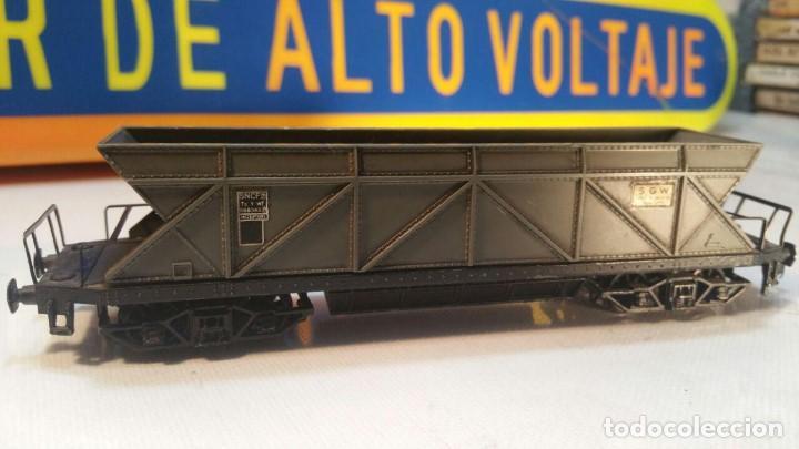 Trenes Escala: VAGON DE TREN DE CARGA HORNBY MECCANO FRANCE - Foto 3 - 133100746
