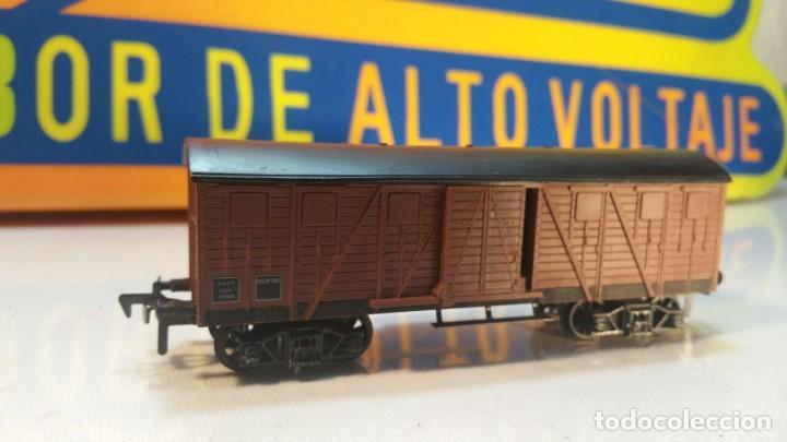 Trenes Escala: VAGON DE TREN DE CARGA MECCANO - Foto 2 - 133101010