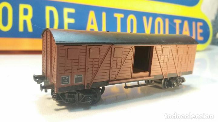 Trenes Escala: VAGON DE TREN DE CARGA MECCANO - Foto 3 - 133101010