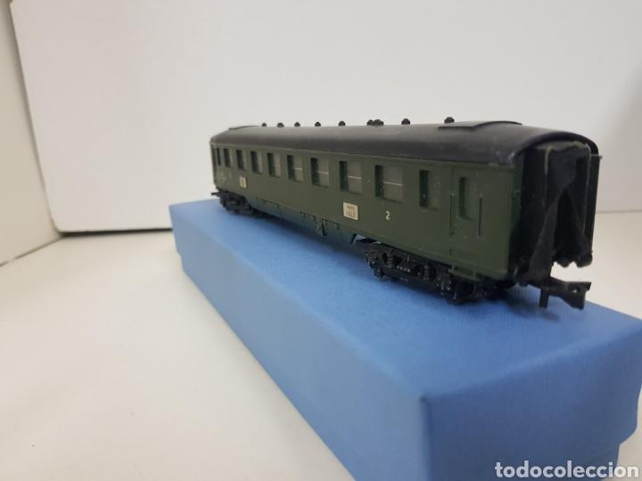 Trenes Escala: Hotmail escala H0 corriente continua vagón de pasajeros París Lille de segunda clase SNCF 24 cm - Foto 3 - 137315520