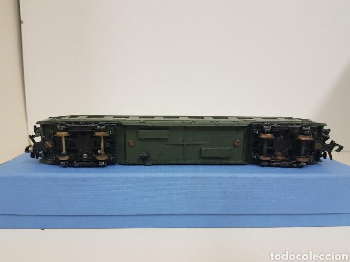 Trenes Escala: Hotmail escala H0 corriente continua vagón de pasajeros París Lille de segunda clase SNCF 24 cm - Foto 6 - 137315520