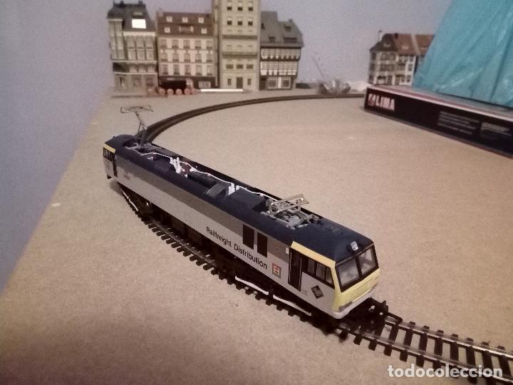 Trenes Escala: Locomotora inglesa class 92 Hornby - Foto 2 - 140514430