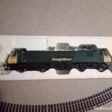 Trenes Escala: LOCOMOTORA INGLESA CLASS 90 HORNBY. Lote 140514686