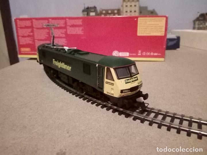 Trenes Escala: Locomotora inglesa class 90 Hornby - Foto 2 - 140514686