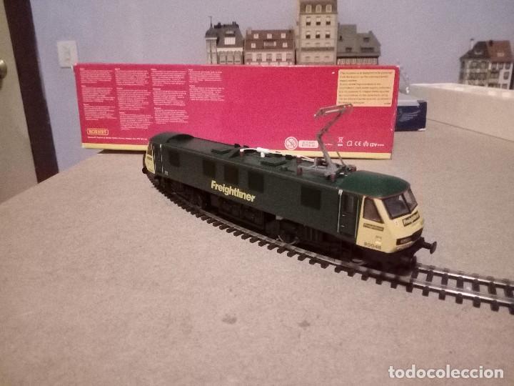 Trenes Escala: Locomotora inglesa class 90 Hornby - Foto 3 - 140514686