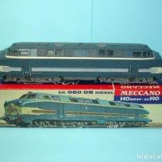 Trenes Escala: HORNBY CC 060 DB DIESEL, EN SU CAJA ORIGINAL. Lote 149666282