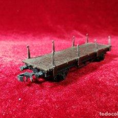 Trenes Escala: HORNBY TREN VAGON CARGA ABIERTO ESCALA H0 . Lote 151201646