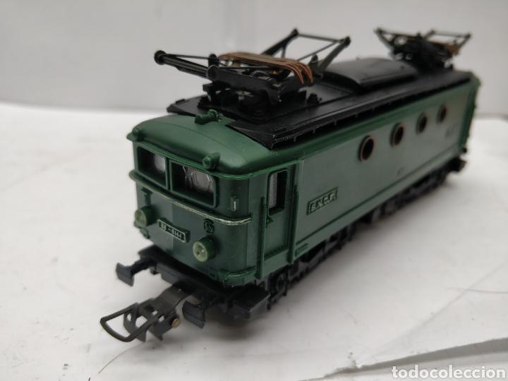 Trenes Escala: Meccano HOrnby Ref: 6382 - Locomotora eléctrica de corriente continua con 2 motores SNCF BB.8144 - Foto 6 - 165463912