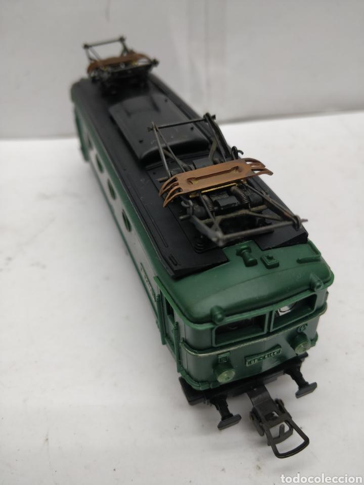Trenes Escala: Meccano HOrnby Ref: 6382 - Locomotora eléctrica de corriente continua con 2 motores SNCF BB.8144 - Foto 7 - 165463912