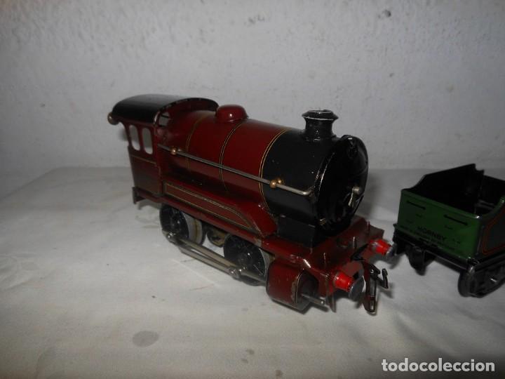 Trenes Escala: ANTIGUO TREN A CUERDA HORNBY 5600 - Foto 8 - 165626930