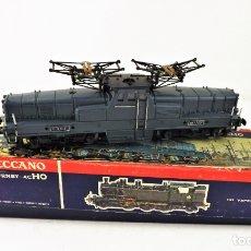Trenes Escala: HORNBY MECCANO 6390 H0 LOCOMOTORA BB 12061 CC AÑO 1965. Lote 166782698