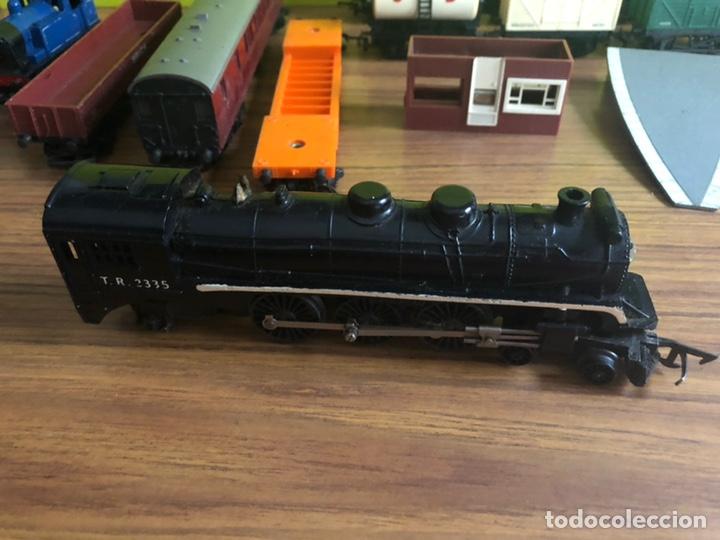 Trenes Escala: TRI-ANG RAILWAYS-LOCOMOTORAS Y VAGONES. - Foto 2 - 170525420