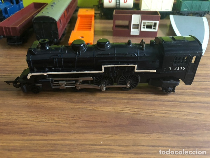 Trenes Escala: TRI-ANG RAILWAYS-LOCOMOTORAS Y VAGONES. - Foto 3 - 170525420