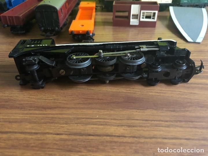 Trenes Escala: TRI-ANG RAILWAYS-LOCOMOTORAS Y VAGONES. - Foto 4 - 170525420