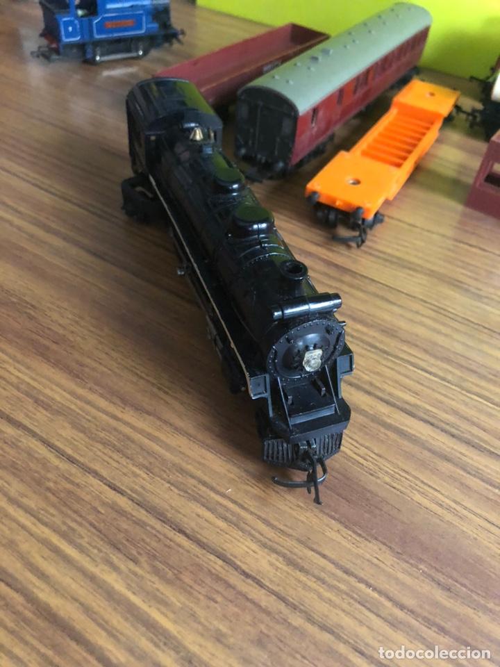 Trenes Escala: TRI-ANG RAILWAYS-LOCOMOTORAS Y VAGONES. - Foto 5 - 170525420