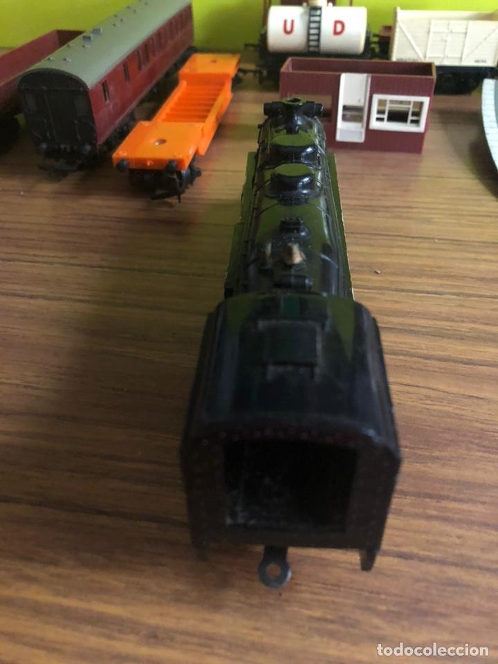 Trenes Escala: TRI-ANG RAILWAYS-LOCOMOTORAS Y VAGONES. - Foto 6 - 170525420