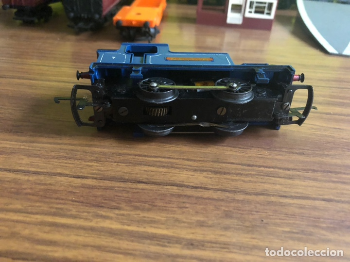 Trenes Escala: TRI-ANG RAILWAYS-LOCOMOTORAS Y VAGONES. - Foto 10 - 170525420