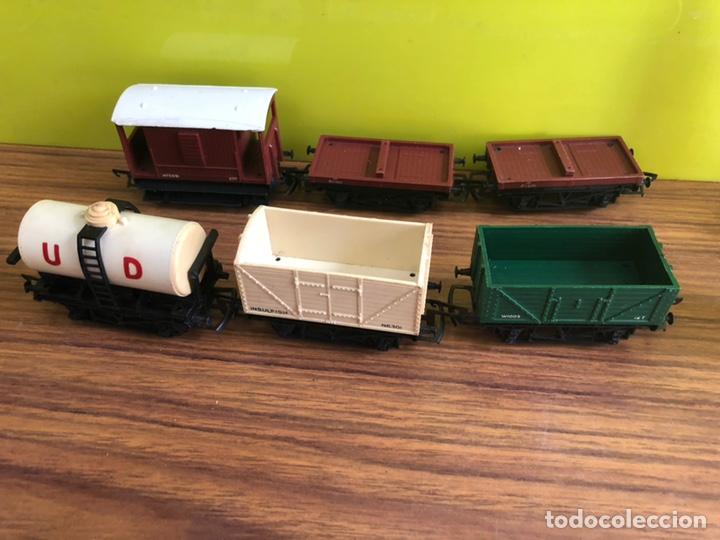 Trenes Escala: TRI-ANG RAILWAYS-LOCOMOTORAS Y VAGONES. - Foto 12 - 170525420