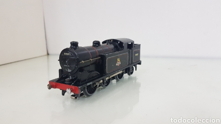 Trenes Escala: Locomotora de vapor continua the last British railways escala H0 Hornby 15 cm - Foto 2 - 177391457