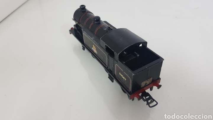 Trenes Escala: Locomotora de vapor continua the last British railways escala H0 Hornby 15 cm - Foto 4 - 177391457