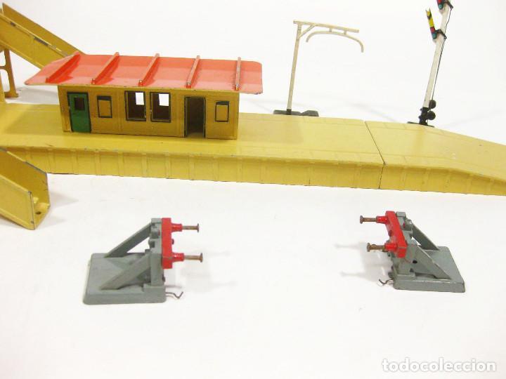 Trenes Escala: Estación y Accesorios Hornby, Meccano y Triang. Escala HO. - Foto 5 - 35694869