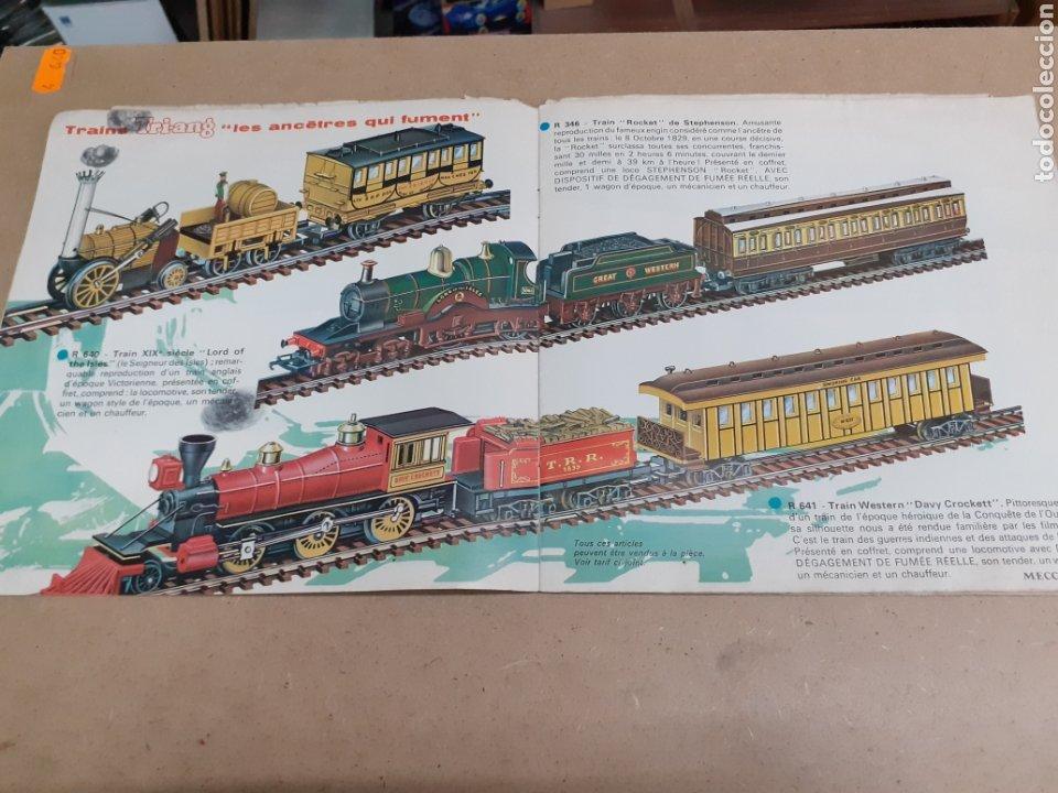 Trenes Escala: Catalogo hornby acho meccano triang 1964 gratis envio - Foto 2 - 193113070