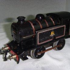 Trenes Escala: TREN A CUERDA HORNBY TRAIN EN CAJA . Lote 193438301