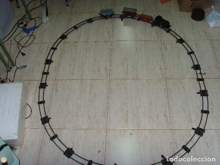 Trenes Escala: TREN A CUERDA HORNBY TRAIN EN CAJA - Foto 4 - 193438301