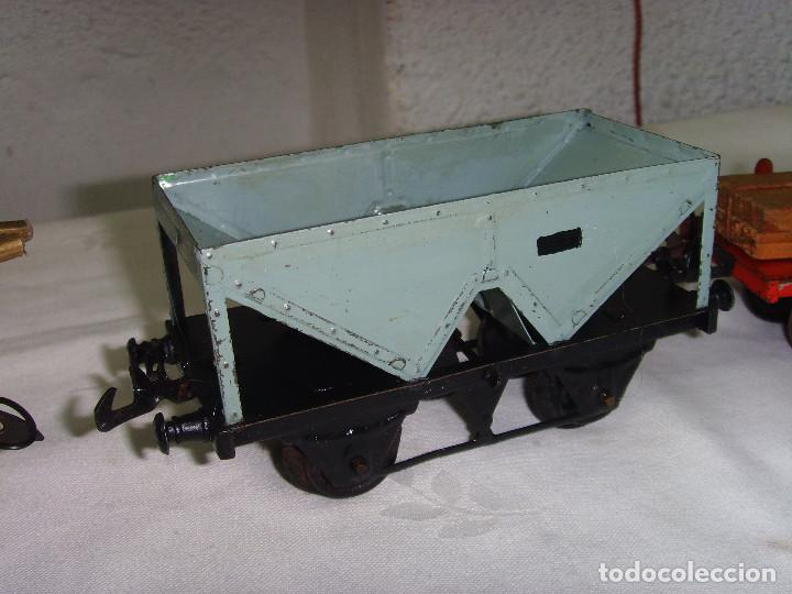 Trenes Escala: TREN A CUERDA HORNBY TRAIN EN CAJA - Foto 5 - 193438301