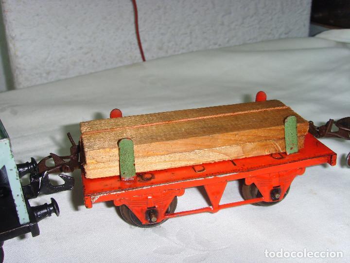 Trenes Escala: TREN A CUERDA HORNBY TRAIN EN CAJA - Foto 8 - 193438301