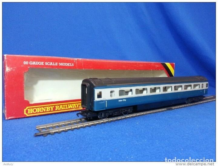 HORNBY RAILWAYS 00 - INTER CITY R.439 B.R. COACH MK.3- SECONDA CLASSE (Juguetes - Trenes Escala H0 - Hornby H0)