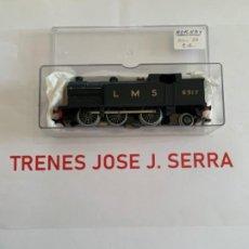 Trenes Escala: HORNBY. HO. VAPOR AÑOS 50. Lote 198524238