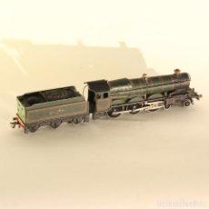 Trenes Escala: LOCOMOTORA CON TENDER BRISTOL CASTLE 7013. Lote 198813921