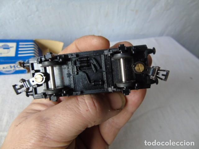 Trenes Escala: vagon tren cisterna fina con su caja meccano hornby - Foto 4 - 201112702