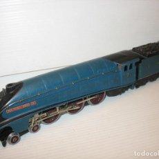 Trenes Escala: LOCOMOTOEA HORNBY CARENADA METALICA. Lote 203496587