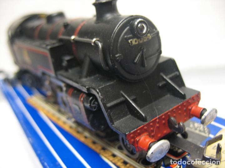 Trenes Escala: locomotora hornby mecano la 80054 de continua 3 railes - Foto 3 - 213825526