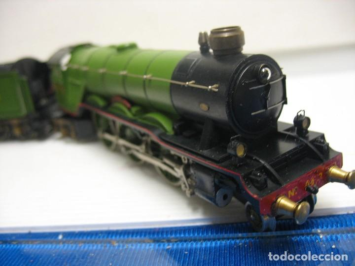 Trenes Escala: locomotora vapor - Foto 9 - 214860365