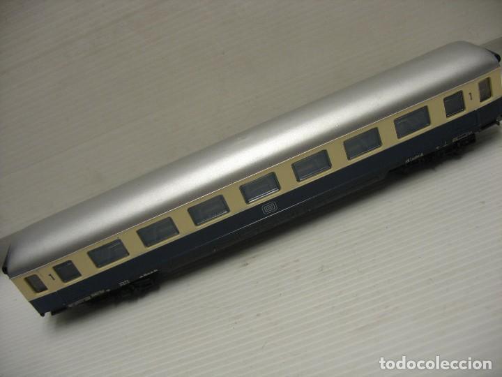 Trenes Escala: set de cinco coches del reingol hornby mecano francia - Foto 8 - 217285657
