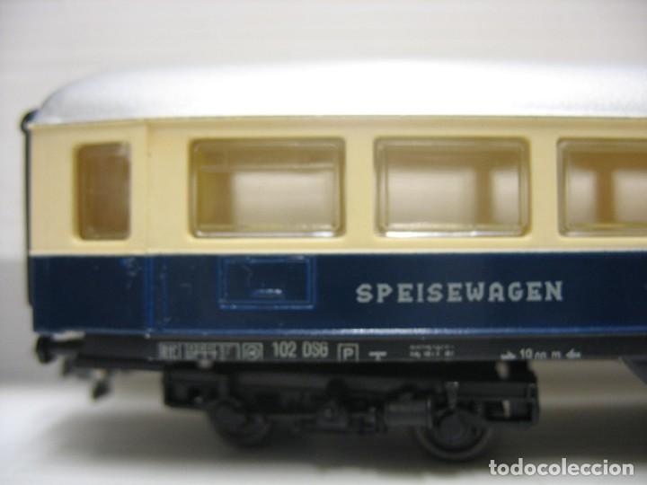 Trenes Escala: set de cinco coches del reingol hornby mecano francia - Foto 10 - 217285657