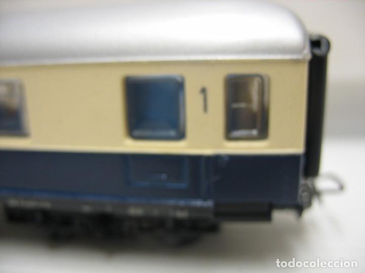 Trenes Escala: set de cinco coches del reingol hornby mecano francia - Foto 21 - 217285657