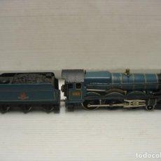 Trenes Escala: LOCOMOTORA DEL ESTILO VAPOR CORRIENTE CONTINUA. Lote 217671001