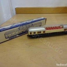 Trenes Escala: HORNBY ESCALA H0. VAGON PANORÁMICO RHEINGOLD REF: 7448. Lote 219478357