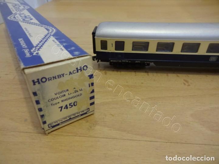 Trenes Escala: HORNBY Escala H0. Vagon Pasajeros REF: 7450 - Foto 2 - 219483357