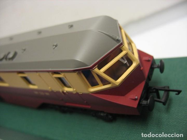 Trenes Escala: AUTOMOTOR HORNBY ANALOGICO CONTINUA C-C - Foto 2 - 221156612