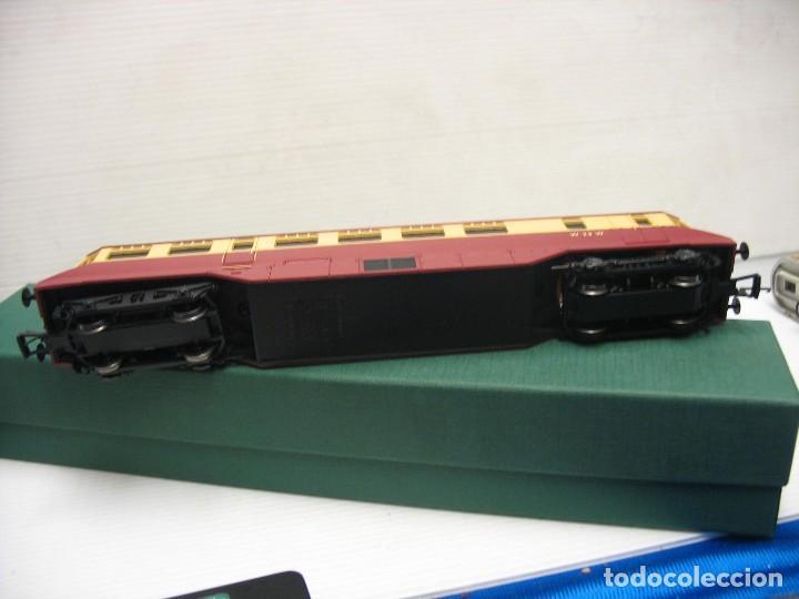 Trenes Escala: AUTOMOTOR HORNBY ANALOGICO CONTINUA C-C - Foto 5 - 221156612