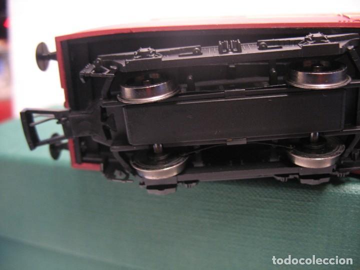 Trenes Escala: AUTOMOTOR HORNBY ANALOGICO CONTINUA C-C - Foto 7 - 221156612
