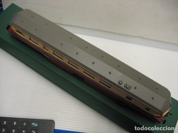 Trenes Escala: AUTOMOTOR HORNBY ANALOGICO CONTINUA C-C - Foto 8 - 221156612